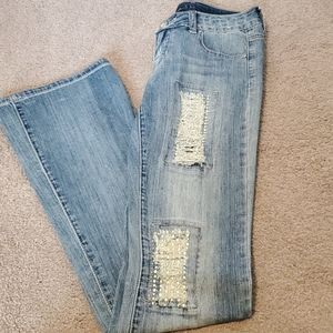 Cache Dressy Jeans